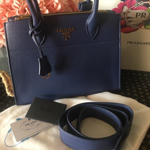 Prada medium tote bag. Listing Price   650 a44a6b7469bcd